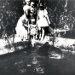 Niedźwiedzica Basia w kąpieli